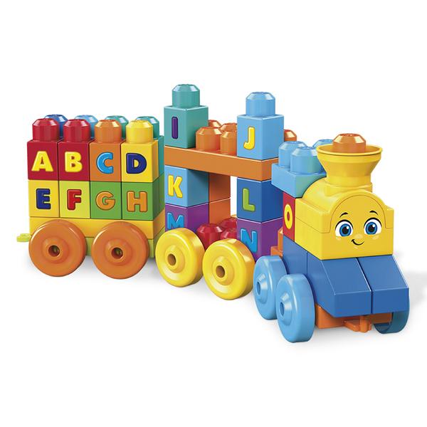 美高音樂字母學習火車