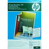 【惠普HP】Q8843A 220gm 4×6 優質雷射光面紙