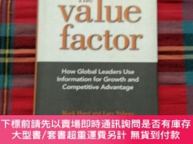 二手書博民逛書店The罕見Value FactorY22710 Mark Hurd, Lars Nyberg 作者 Bloo