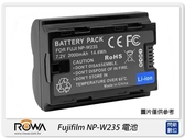 ROWA 樂華 FUJIFILM NP-W235 副廠電池(NPW235) XT4