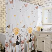 衛生洗澡間浴簾布浴室淋浴防水加厚窗簾