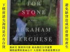 二手書博民逛書店英文原版罕見Cutting for Stone by Abrah