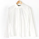 【MASTINA】蕾絲拼接襯衫-白 03...