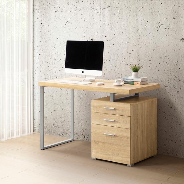 兩色可選摩登電腦書桌/DIY自行組合產品