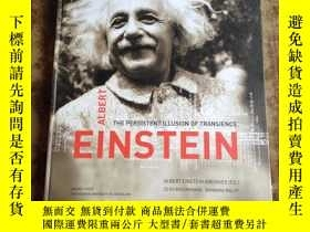 二手書博民逛書店ALBERT罕見EINSTEIN THE PERSISTENT