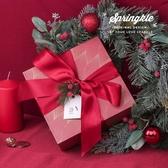 禮品盒 創意喜糖盒伴娘伴手禮晨袍閨蜜年會禮物聚會企業禮盒結婚空盒子聖誕節