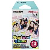 FUJIFILM Instax Mini 拍立得底片 彩色玻璃 彩繪玻璃 Stained Glass 底片 mini 90/8/7s/25/50/SP1