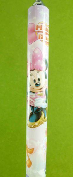 【震撼精品百貨】Micky Mouse_米奇/米妮 ~自動筆-紫米妮