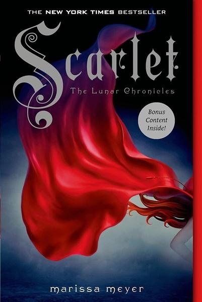 Lunar Chronicles Book 2: Scarlet