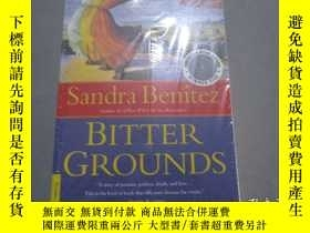 二手書博民逛書店英文原版:Bitter罕見Grounds【未拆封】Y19077