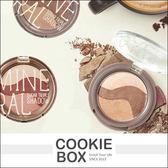 韓國 SKINFOOD 礦物 蜜糖 三色 眼影 3.8g 眼部 彩妝 親膚 不卡粉 光澤感 *餅乾盒子*