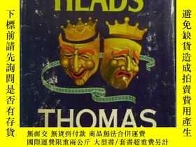 二手書博民逛書店Crowned罕見Heads 原版Y109818 Thomas