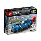 75891【LEGO 樂高積木】 Speed賽車 雪佛蘭 Chevrolet Camaro ZL1 Race Car