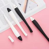 【BlueCat】黑白小魚兒水性筆 中性筆