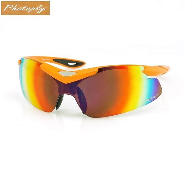 又敗家Photoply抗IR太陽眼鏡031吸100%紫外線93%藍光防紅外線眼鏡運動眼鏡單車摩托車眼鏡重機車眼鏡