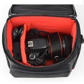 攝影背包 佳慧相機包單反側背便攜攝影數碼復古M50M100M6微單80D200D800DLX 歐亞時尚