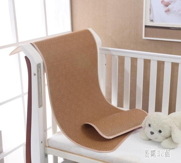 幼兒園專用午睡涼席50寶寶冰絲席兒童雙面藤席 aj4149『易購3c館』