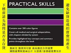 二手書博民逛書店Oxford罕見American Handbook Of Clinical Examination And Pra