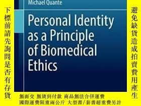 二手書博民逛書店Personal罕見Identity As A Principl