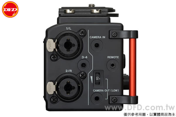 日本 達斯冠 TASCAM DR-60D MKII 高音質數位錄音機 攝影 微電影 錄音器 DSLR PCM 公司貨