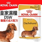 📣此商品48小時內快速出貨🚀》BHNW 法國新皇家《臘腸犬專用濕糧DSW》85G