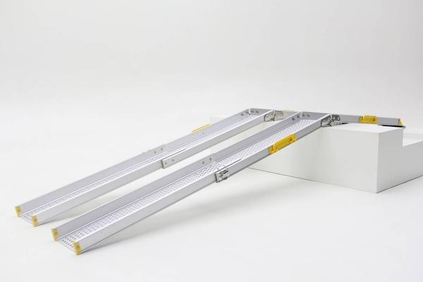 斜坡板/鋁輪椅梯--輪椅爬梯專用斜坡板300CM