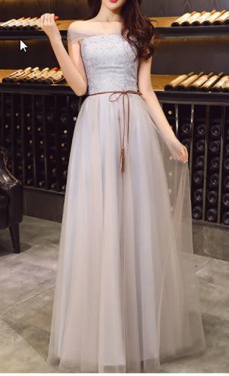 (45 Design)  訂做7天到貨 韓風婚紗禮服 晚宴 顯瘦性感晚宴結婚禮服婚紗 高級訂製服16