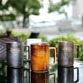 創意美式掛耳咖啡杯 歐式茶具茶水保溫杯 簡約陶瓷馬克杯牛奶杯家用【新年交換禮物降價】