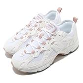 New Balance 休閒鞋 NB 827 白 粉紅 女鞋 老爹鞋 復古慢跑鞋 運動鞋 【ACS】 WL827BBCB