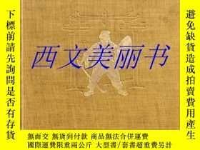 二手書博民逛書店【罕見】1911年紐約出版,《在北京幕後》,Behind the