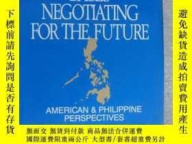 二手書博民逛書店The罕見Philippine Bases:Negotiatin