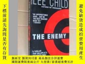 二手書博民逛書店THE罕見ENEMY [Lee Child(李·查德) 著]Y8