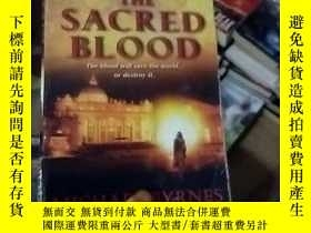 二手書博民逛書店The罕見Sacred BloodY15389