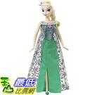[美國直購] Disney DKC57 會唱歌 艾莎 芭比娃娃 Frozen Fever Singing Elsa Doll 迪士尼 冰雪奇緣驚喜連連
