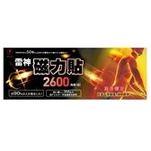 雷神 磁氣絆2600G 10片