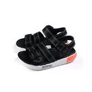 兒童鞋 涼鞋 戶外運動 黑色 中童 童鞋 809 no192