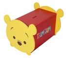【震撼精品百貨】Winnie the Pooh 小熊維尼~台灣授權Tsum Tsum 維尼造型存錢筒*38387