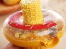 圓形不銹鋼刀片 玉米刨手壓式 玉米剝削脫粒器 隨機出貨【AC120】 《約翰家庭百貨