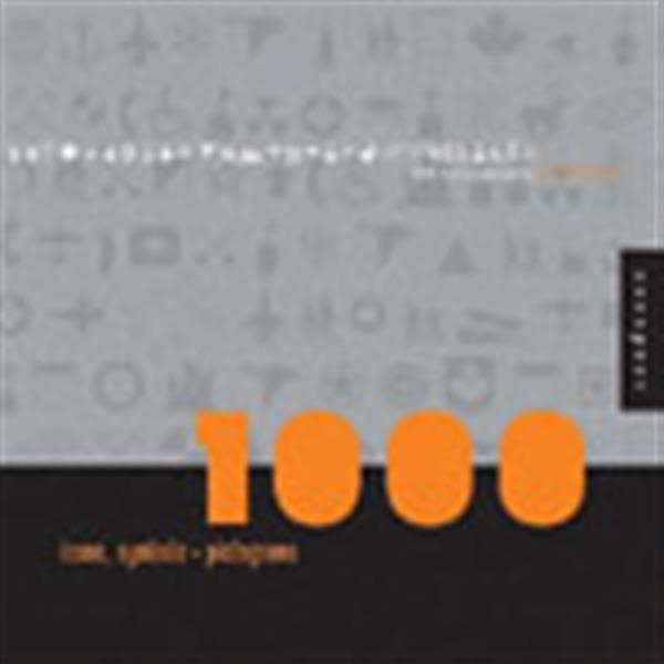 (二手書)1000icons,symbols+pictograms