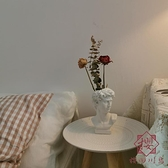 歐美復古大衛花瓶居家寢室擺件【櫻田川島】