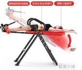 倒立神器家用牽引器增高女用倒掛器瑜伽拉伸健身器材小型倒立機QM 藍嵐