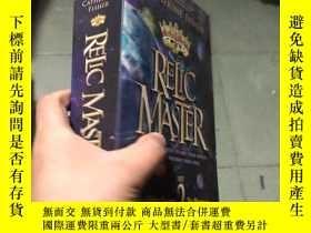 二手書博民逛書店Relic罕見master 2Y42402 catherine