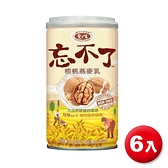 愛之味忘不了核桃燕麥粥340Gx6【愛買】