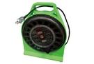[家事達] HS-電精靈 HS-(2F-50) 延長線 電纜捲盤-50尺 特價 輪座