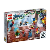 76196【LEGO 樂高積木】Super Heros 超級英雄系列 - 聖誕倒數日曆 2021