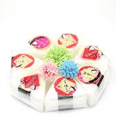 幸福婚禮小物❤甜蜜御飯糰 手工香皂-- 一組10入❤二次進場/探房禮/伴娘禮/伴郎禮/手工香皂