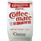三花咖啡伴侶奶精16OZ(1LB)【愛買】