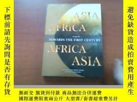 二手書博民逛書店ASIA罕見AFRICA TOWARDS THE FIRST C