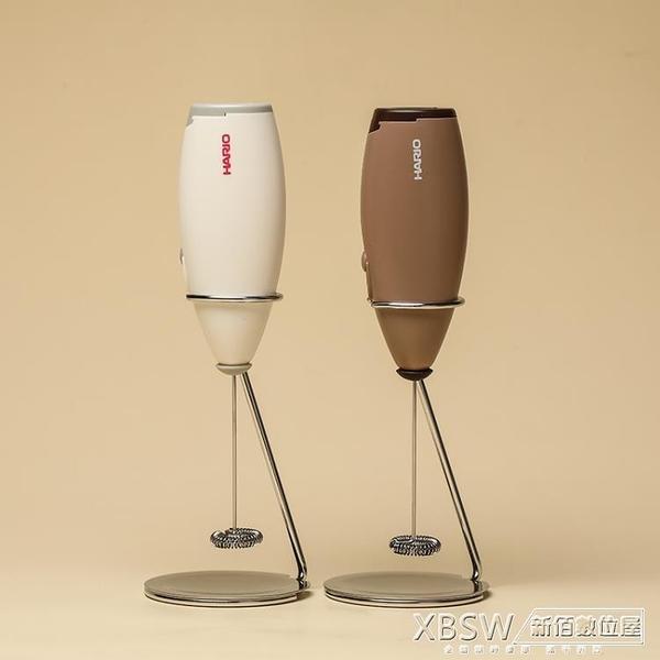 奶泡器咖啡拉花手持電動打奶泡器奶泡機牛奶打泡器奶泡桿『新佰數位屋』