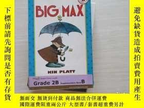 二手書博民逛書店Big罕見Max (I Can Read, Level 2)【6